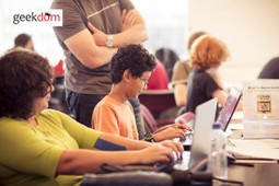 San Antonio Youth Code Jam Gets Kids Into Coding - SiliconHills | Coding for Kids | Scoop.it