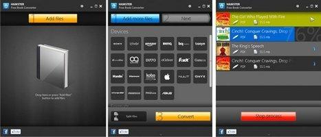 Hamster Free eBook nos ayuda a convertir documentos para libros electrónicos   Recull diari   Scoop.it