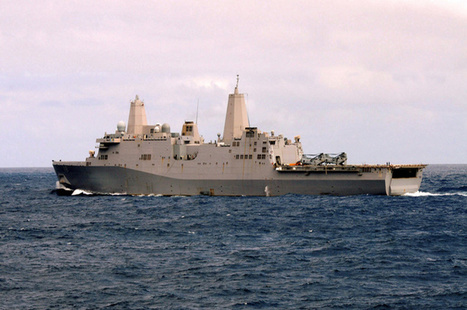 BAE Systems to upgrade US Navy's amphibious ship USS New Orleans | Future Technology | Scoop.it