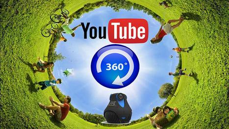 Google demuestra que el vídeo en 360º genera más interacción y es bueno para las marcas | Publicidad | Scoop.it