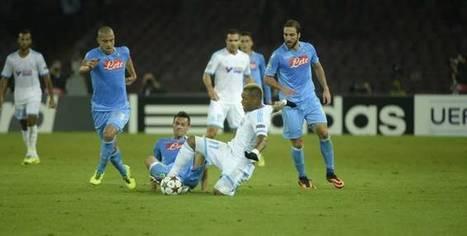 Foot Ligue des Champions Gr. F L'aventure est finie pour l'OM   football   Scoop.it