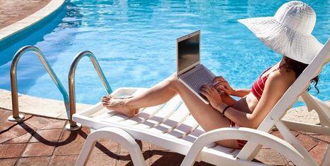 Pourquoi les campings sont pressés de connecter à Internet leur clientèle | web@home    web-academy | Scoop.it