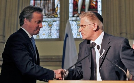 The cowardice at the heart of our relationship with Israel - Telegraph | The Indigenous Uprising of the British Isles | Scoop.it