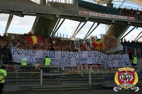 Football : victoire de Luzenac sur les réseaux sociaux - Francetv info   Community Management et Curation   Scoop.it