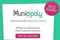 Municipaly 2014 » : Le Quiz en ligne lancé par France Télévisions   Communication territoriale et publique   Scoop.it