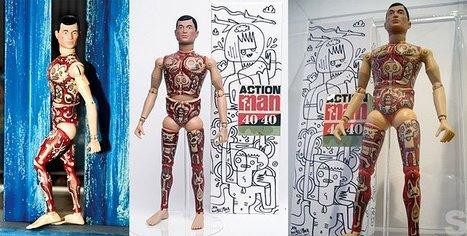 Action Man « Doodlesplatter | Playscale Picks | Scoop.it