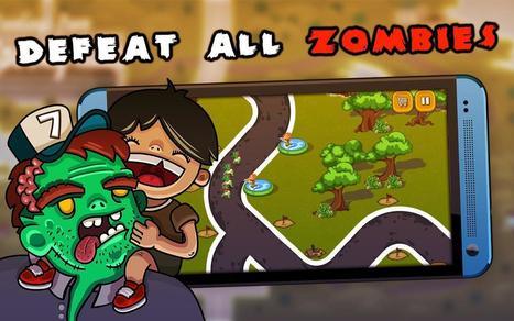Kids vs Zombies TD – Applications Android sur GooglePlay | KILUVU | Scoop.it