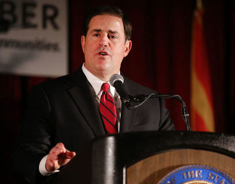 Ducey signs measures on school testing, pimping of kids, revenge porn | Revenge and Involuntary Porn | Scoop.it
