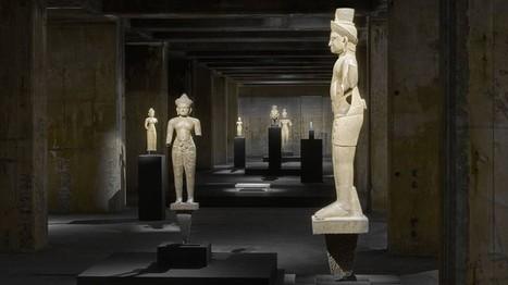 Hormigón para acariciar el lujo asiático | Centro de Estudios Artísticos Elba | Scoop.it