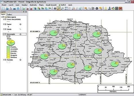 CARTA GEOGRÁFICA™: [#MAPWINDOW] Criando gráficos de barras com legenda | #Geoprocessamento em Foco | Scoop.it