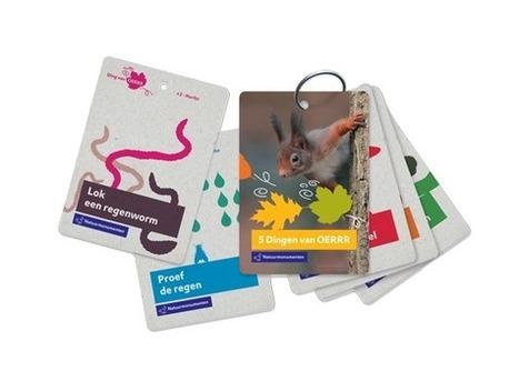 Ga de natuur in met gratis kaarten van Oerrr | Kinderen en de natuur | Scoop.it