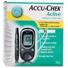 Accuchek active meter | Ehealthkart | Scoop.it