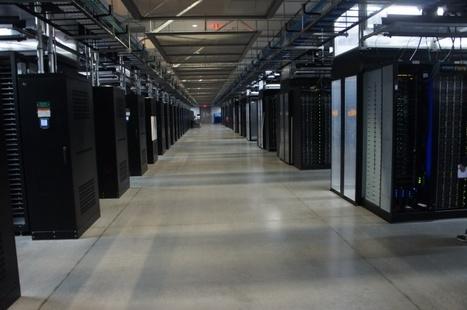 A rare look inside Facebook's Oregon data center [photos, video] | Badjack | Scoop.it