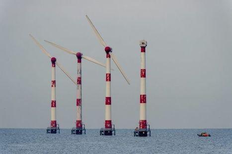 L'éolien marin accélère son développement en Europe | Eolien-Energies-marines | Scoop.it