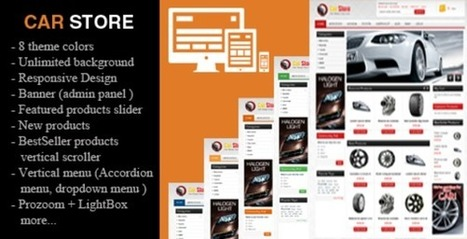 Attract more customers using these market ready Magento themes | Templates | Scoop.it
