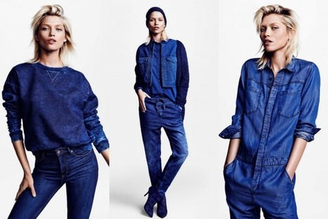 How Textile Manufacturers Are Making Denim More Sustainable - Le Souk | Ethical Fashion | Scoop.it