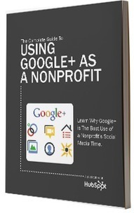 Free Ebook: The Complete Guide to Using Google+ As a Nonprofit | Nonprofits & Social Media | Scoop.it