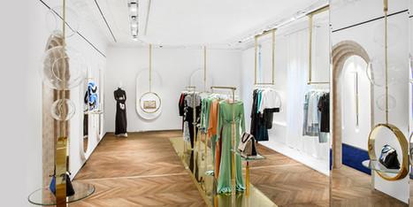 Des adresses parisiennes tendance et luxe pour fashion-addict | Luxury Tomorrow : Trends & Innovations | Scoop.it