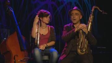 Concert Andrea Motis i Chamorro - Televisió de Catalunya   El diablo toca el saxo   Scoop.it