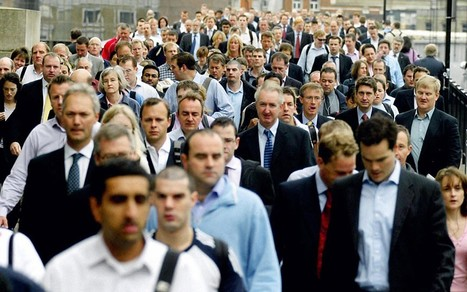 Population growing by 1000 a day, Office for National Statistics shows - Telegraph.co.uk | Going global | Scoop.it