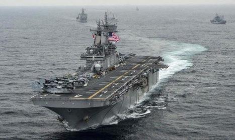 Marines y buques de guerra de EE.UU. desembarcan en Yemen - Resumen Latinoamericano | nubia_cristina | Scoop.it