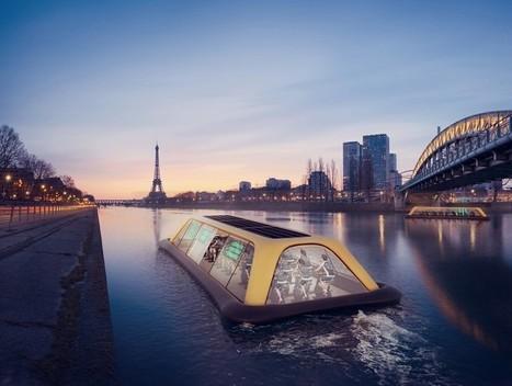 (Innovation) Paris Navigating Gym : Un chouette projet de salle de sport flottante à propulsion humaine | A.S.2.0 - 16 | Scoop.it
