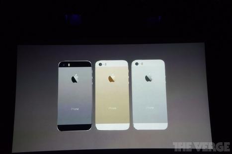 تأكيد اشاعة اللون الذهبي للايفون 5s اضافة إلى الوان اخرى - نقطة تقّنية | تطبيقات ماك,ايفون و برامج | Blogger Archive | Scoop.it