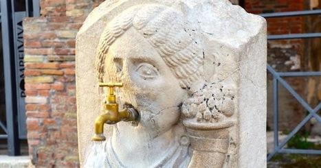 ABEMVS INCENA: BEBER AGUA EN LA ANTIGUA ROMA | Cultura Clásica | Scoop.it