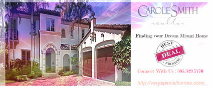 Finding your Dream Miami Home | Coral Gables Real Estate - veryspecialhomes.com | Scoop.it