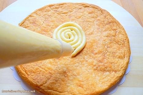 Crème pâtissière facile (oeufs entiers) | Recette Dessert Gâteau & Cake | Scoop.it