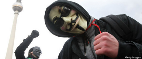 Anonymous Hackers Plan More China Site Attacks | Maker Stuff | Scoop.it