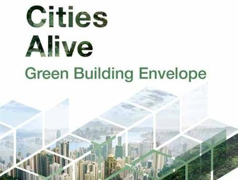 Living walls can play significant role in tackling toxic air hot spots in cities | Sustainable Real Estate | Scoop.it