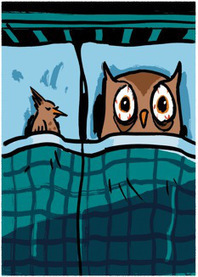 Understand your body clock: Are you a lark or an owl? | CourseiQ | Thinking, Learning, and Laughing | Scoop.it