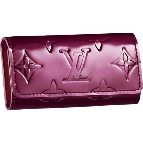 Louis Vuitton Outlet 4 Key Holder Monogram Vernis M91542 For Sale,70% Off | Louis Vuitton Online Outlet Sale_lvbagsatusa.com | Scoop.it