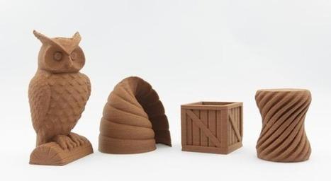 Polymakr launches three new 3D printing materials on Kickstarter   3D_Materials journal   Scoop.it