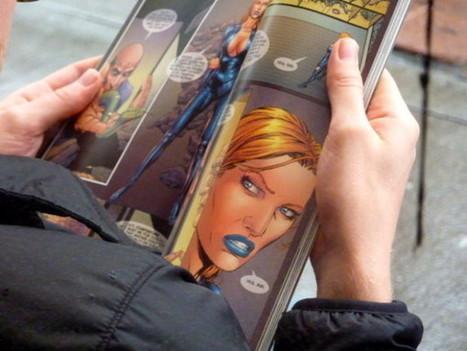 Experiencias sobre cómics en la red - BiblogTecarios | Educacion, ecologia y TIC | Scoop.it