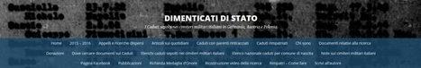 D comme Dimenticati di Stato | Généal'italie | Scoop.it