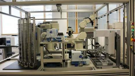 'Robot Scientist' Could Speed Up Drug Discovery | Technology in Business Today | Scoop.it