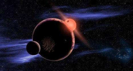 Découverte d'un trio de planètes potentiellement habitables | Beyond the cave wall | Scoop.it