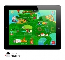 Can An iPad App Help Solve The Literacy Problem? - Forbes | iPad | Scoop.it