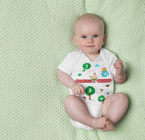 St John Ambulance's latest ad is a babygrow - Creative Review   Trip   Scoop.it