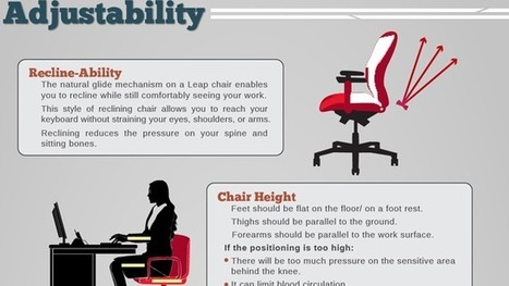 What to Look for in an Ergonomic Office Chair | NYL - News YOU Like | Scoop.it