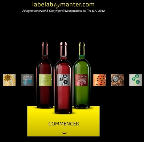 Manter Labelab : dessiner son étiquette sur le web | Wine, Life & Geek - entre Bordeaux & Toulouse | Scoop.it