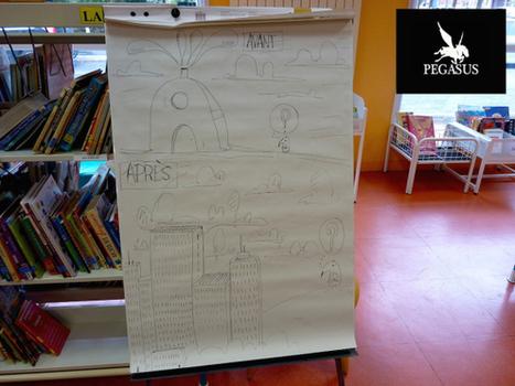 Ateliers peinture à Creil | Bande dessinée et illustrations | Scoop.it