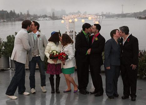Usa, matrimonio gay: in 1600 si sposano a Washington | GAYMAGAZINE.IT | QUEERWORLD! | Scoop.it