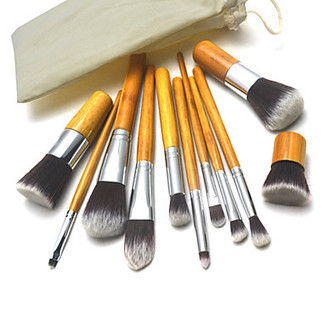 11Pcs Special Cosmetic Brush with Free Case - makeupsuperdeal.com | Makeup Brushes | Scoop.it