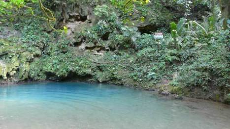 The Blue Hole National Park (Inland) | Belize | Scoop.it