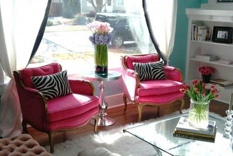 10 Hot & Trendy Colors Decorators Adore   Designing Interiors   Scoop.it