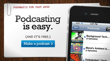 PodOmatic | Best Free Podcasts | Communicate...and how! | Scoop.it