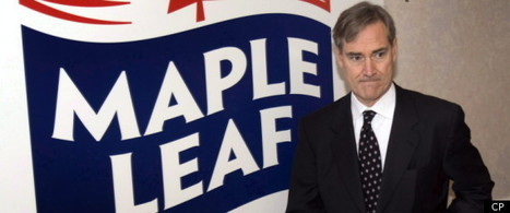 Maple Leaf Foods CEO Michael McCain named Business Newsmaker of Year | Marketing in Motion | Scoop.it